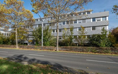 Bürogebäude, Godesberger Allee in Bonn